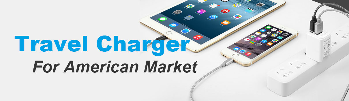 travel charger for american market
