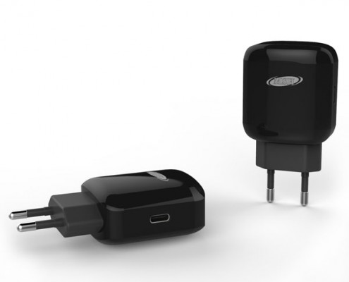 type-c wall charger