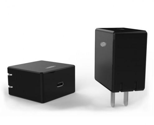 18W High Power US Plug USB-C AC Charger