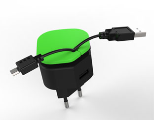 2.4 amp usb charger